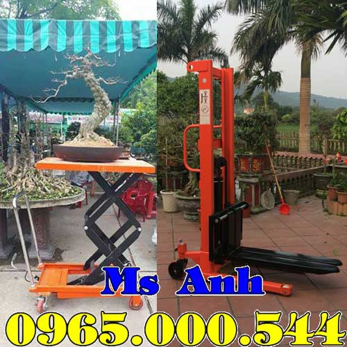 Xe Day Cay Canh Chau Canh