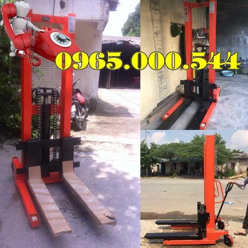 Xe Nang Tay 3 Tan Nang Cao 1.6m
