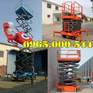Xe Nang Thang 12m 300kg 500kg