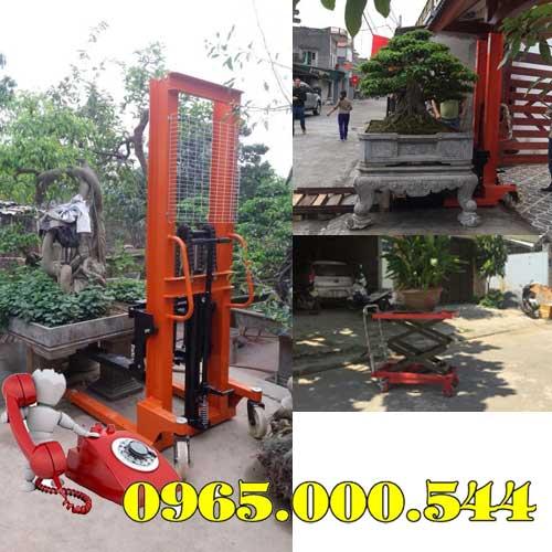 Ban Xe Nang Cay Canh Tai Hai Duong
