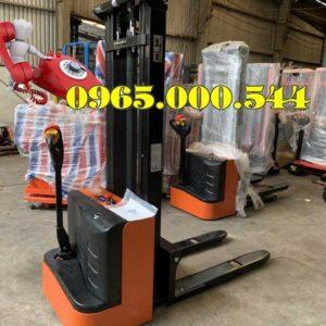 Xe Nâng Điện 1500kg Cao 3m Đi Bộ Lái- CTQB1530